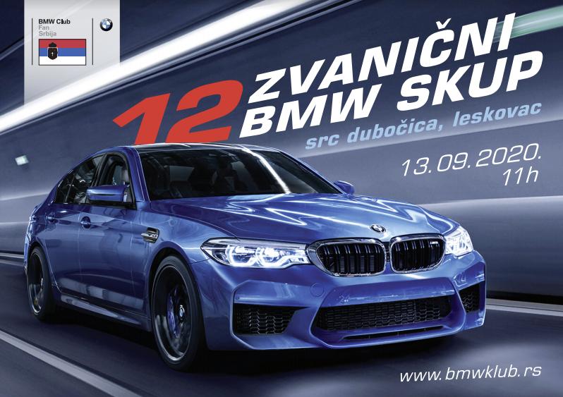 12. zvanicni skup BMW Fan Cluba